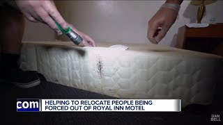 Owner of condemned Royal Inn Motel speaks out