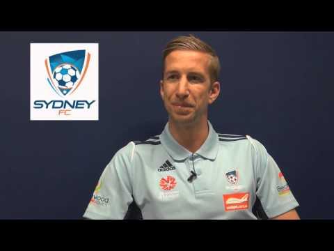 EXCLUSIVE: Marc Janko First Sydney FC Interview