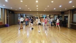 Girl in The Mirror Line Dance (Improver)Jen Cameron &Cody Flowers