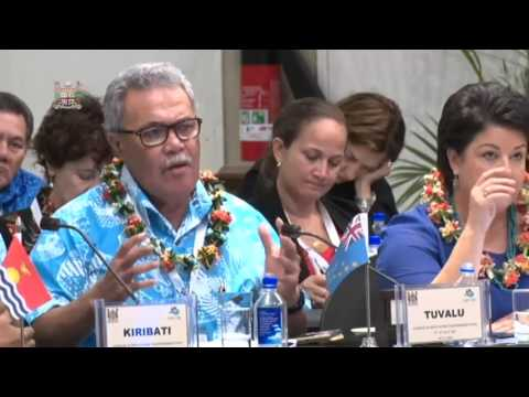 CAPP 2017: Leaders' response by the Prime Minister of Tuvalu
