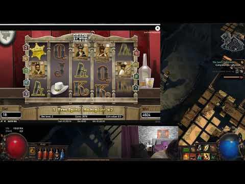 Dead Or Alive Slot Gives Super Big Win At OVO Casino!!