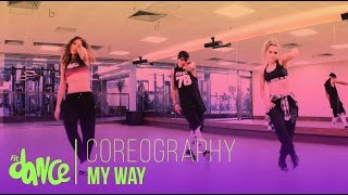 vuclip My Way - Calvin Harris - Coreography - FitDance Life