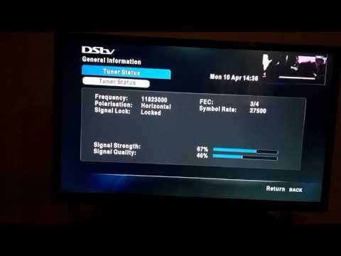 DSTV Satelite Dish Signal Troubleshooting thumbnail