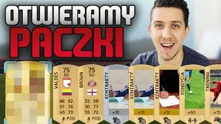 Otwieramy Paczki! #2 - Nowi Gracze do Czystego FUT'a | FIFA 16 Utlimate Team