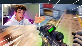 "REACTING To ""CHEATING"" BHOP CSGO Youtubers!"