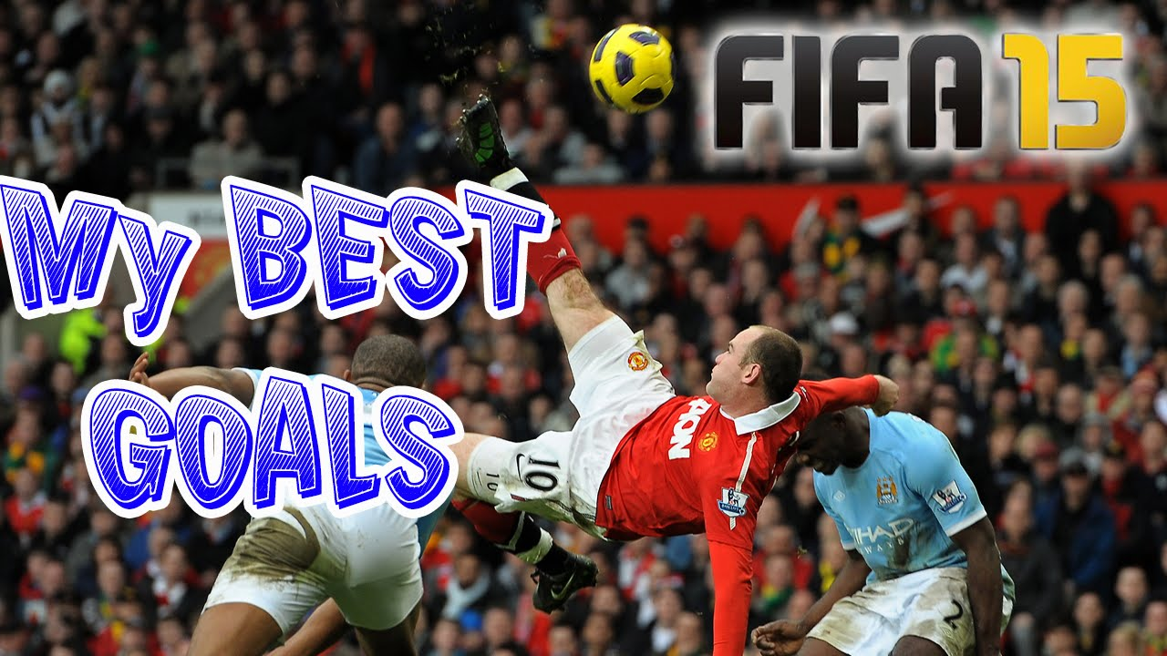 Fifa 15 Amazing Bicycle Kick Goal My Best Goals In The Demo Kick