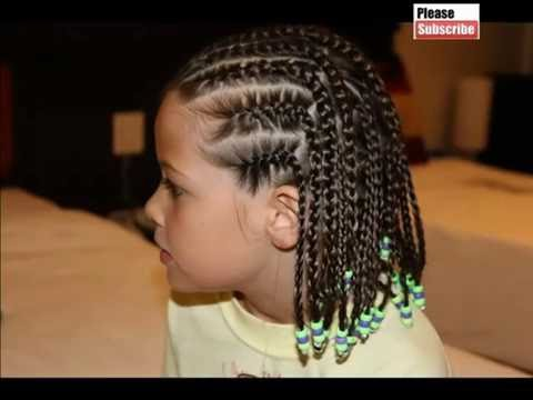 Kids braided hairstyles Creative Idea For Girls & Kids | Natural ...