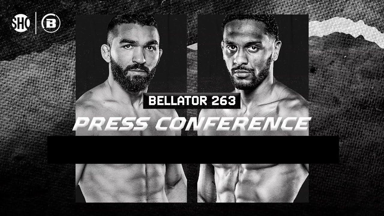 Bellator 263: Pitbull vs. McKee   Kickoff Press Conference   Friday, July 31st on SHOWTIME