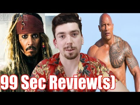 PIRATES 5/ BAYWATCH: Double Feature 99 Sec Reviews