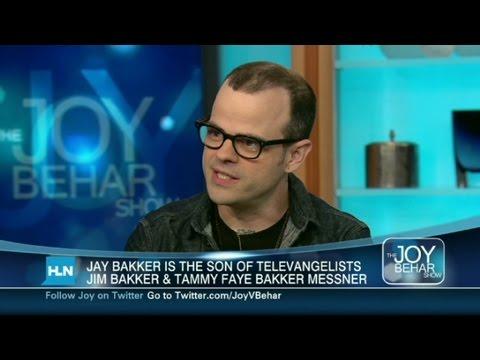 Jay Bakker: 'I thought God hated me'