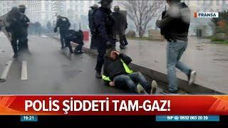 Polis vahşetine, Dünya suskun! - Atv Haber 10 Aralık 2018
