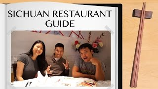 Sichuan Food Guide: Must Try Dishes at Sichuan Restaurants