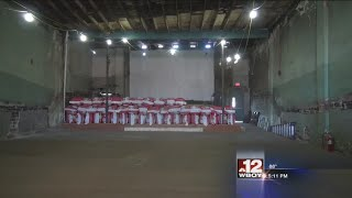 Buckhannon receives new grant for theater renovation