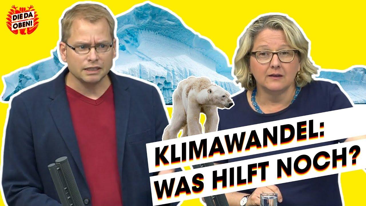 Download Klimawandel: Was hilft noch? | DIE DA OBEN!