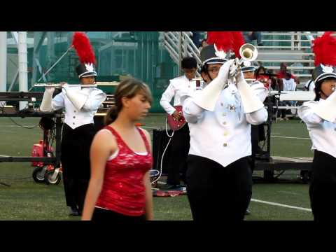 Nile C Kinnick High School Marching Band 2012-2013