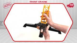 Dickie Giant Crane játék daru