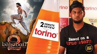 Baahubali 2 aka Bahubali 2 2-Minute Review | SS Rajamouli | Prabhas | Anushka