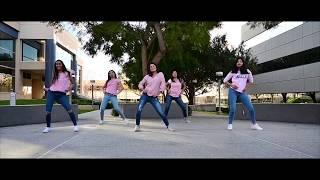 Leja Re Dance |  Bollyfusion Choreography |  Dhvani Bhanushali Song