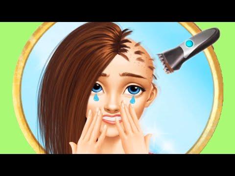 Permainan Anak Perempuan Salon Potong Rambut dan Berdandan Terbaru from YouTube · Duration:  12 minutes 26 seconds