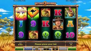 Игровой автомат Outback Downunder (Novomatic)