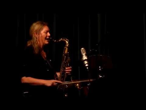 Lotte Anker (Live in Copenhagen, October 21st, 2014)