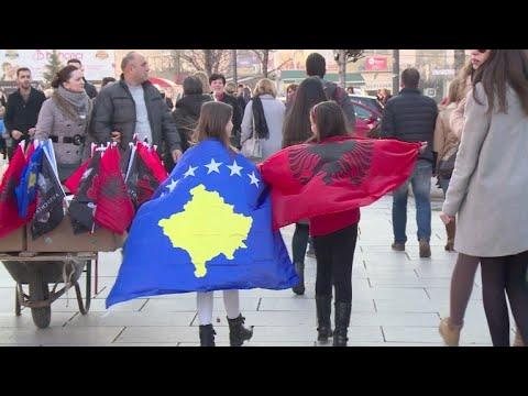 Kosovo celebra 10 anos de independência