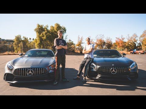 My Dad & I Bought Matching SuperCars!