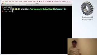 Git Config boilerplate - Grumpy Gits