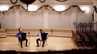 Astor Piazzolla: Meditango