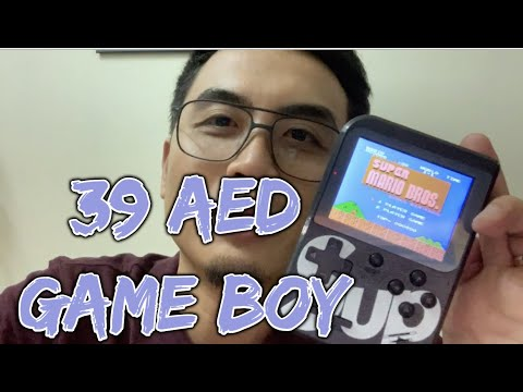 Pocket Game Player Haul + Review   Gameboy   Nintendo Family Computer