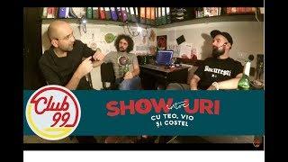 Podcast #144 | Futai decent | Intre showuri cu Teo, Vio si Costel