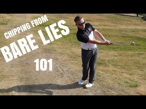 How To Chip It Close From A Bare Lie