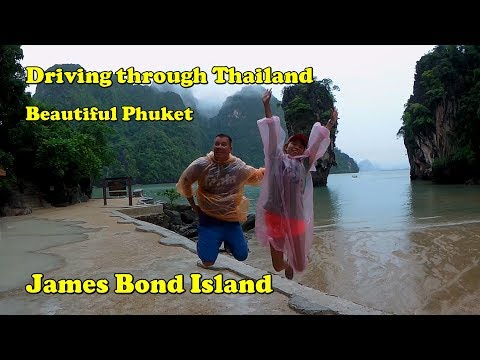 Phuket, James Bond Island.  What Thai people think about foreiners and some great sites.