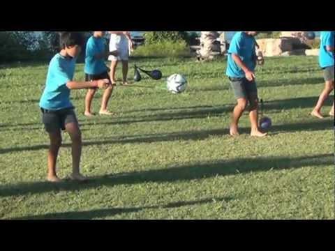 Barcelona Training Sensenball