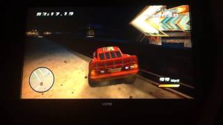Cars the video game mater's backwards race
