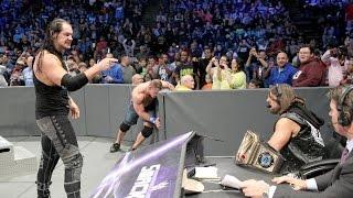 [Fragmento] ARDL Post-SmackDown 10/01/17: John Cena derrota a Baron Corbin tras verse dominado