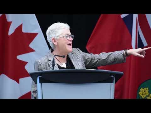 Futures Forum Keynote: Gina McCarthy – May 2, 2018