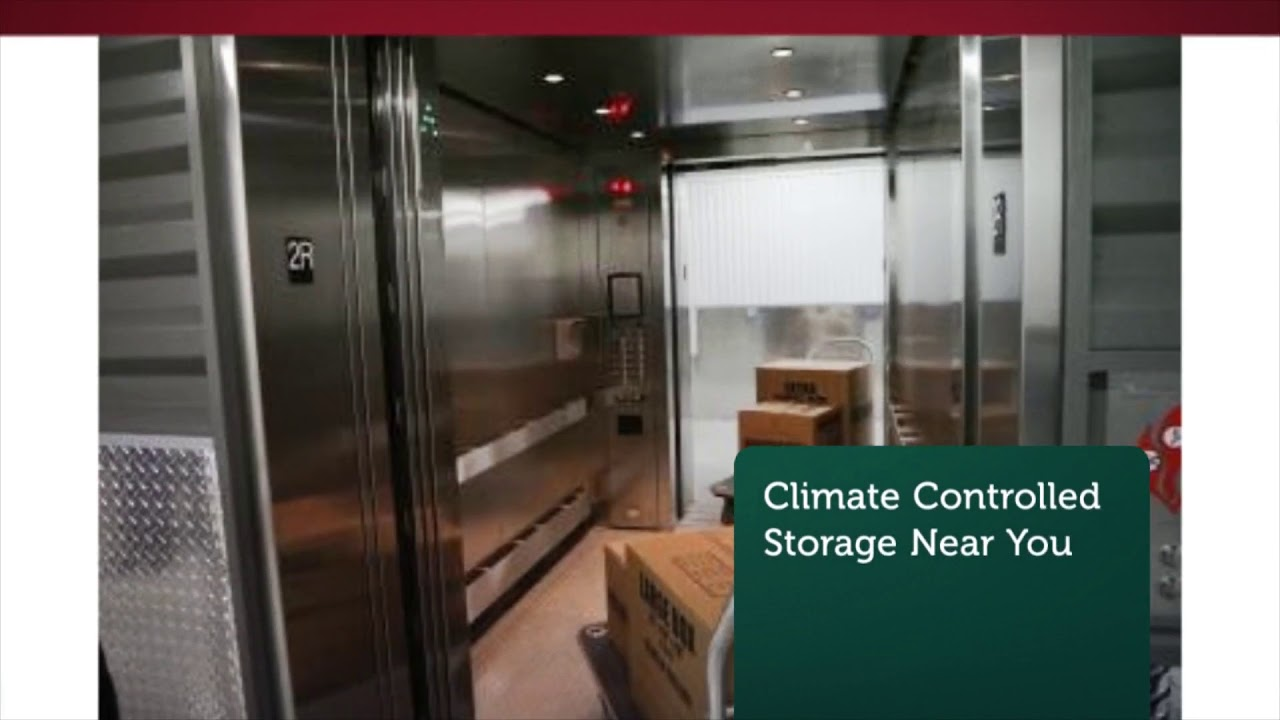 Delta Self Storage : Climate Controlled Storage Near You