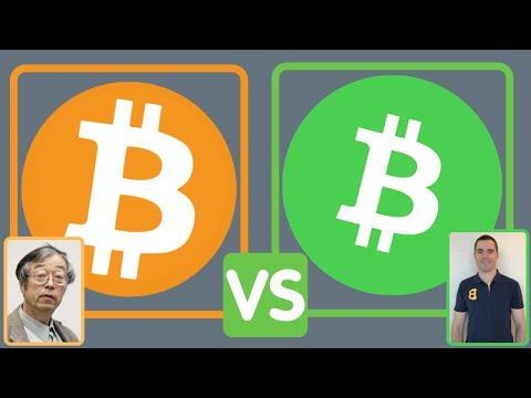Bitcoin Vs Bitcoin Cash | Explained 2021 [BTC Or BCH?] Crypto Walkthrough