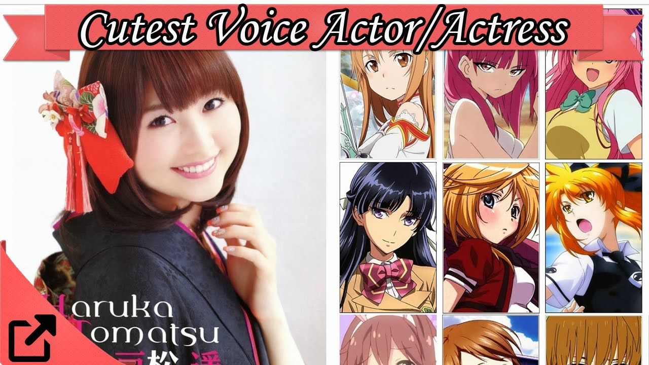 Japanese Anime Fans Name Cutest Voice Actoractress - Youtube-1471
