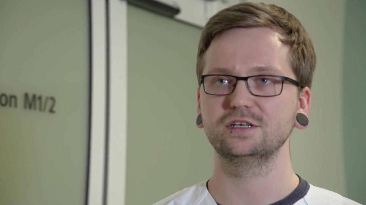 Matthias Kernig | Student Pflegewissenschaften am CTK