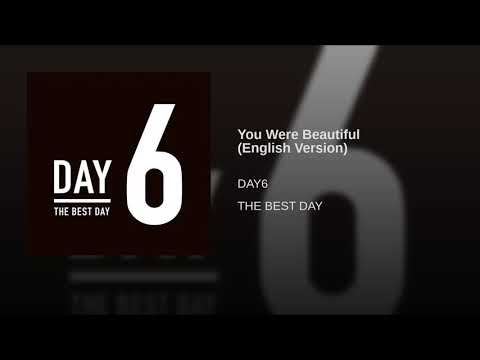 DAY6 - You Were Beautiful (English Ver)