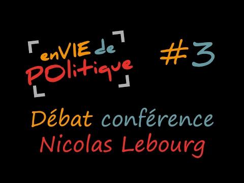 #3 EVDP - Débat conférence Nicolas Lebourg