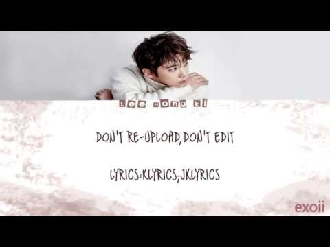 Lee Hong Ki - 눈치 없이 (INSENSIBLE) Color Coded Han|Rom Lyrics