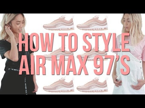 How To Style Air Max 97 S Youtube