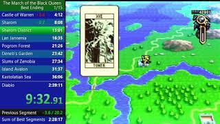 Ogre Battle: March of the Black Queen (Best Ending) [PB: 2:33:34]