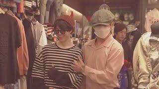 Gambar cover BTS 'Friends' (방탄소년단)