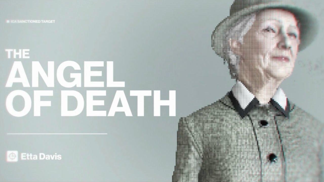 Hitman - Elusive Target - The Angel of Death - YouTube