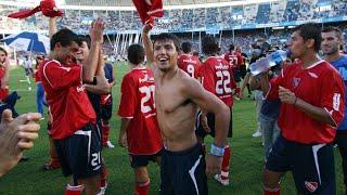 El día que el Kun Aguero bailó a todo Racing • 2006