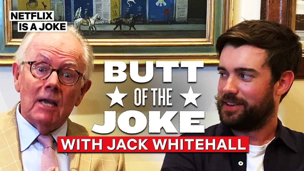Jack Whitehall and His Dad Disagree About Who Has the Clout | Netflix Is A Joke